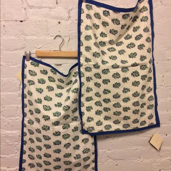 Pottery Barn Pillow Shams Kumari Block Print NWT